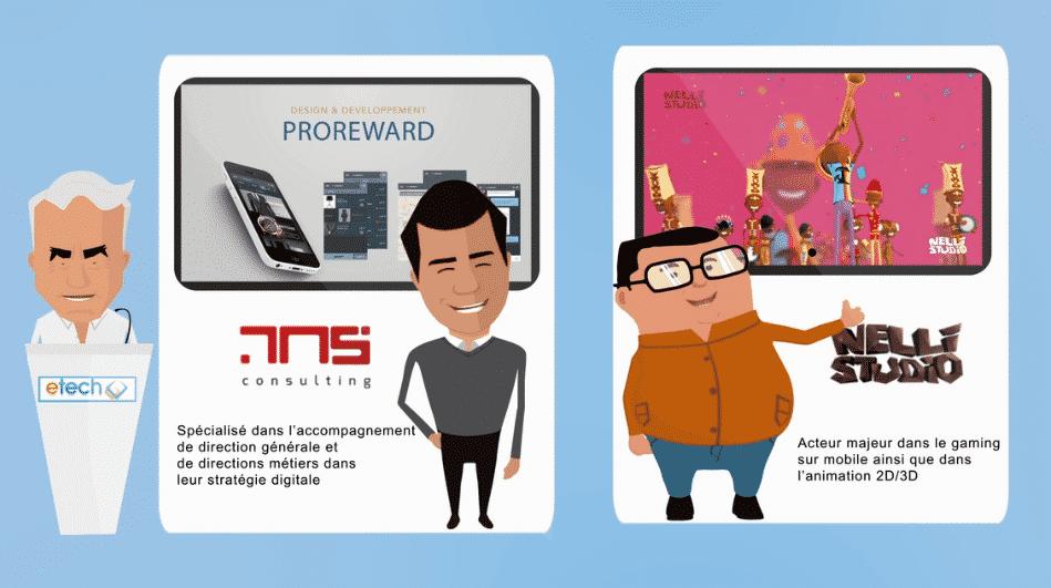 eTech, sa structure et ses compétences