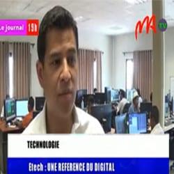 Interview eTech sur MaTV