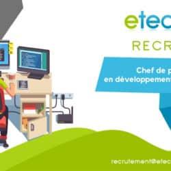 CP développement informatique - eTech