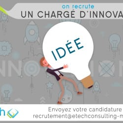 Chargé d'innovation