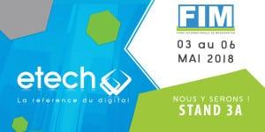Foire FIM et eTech