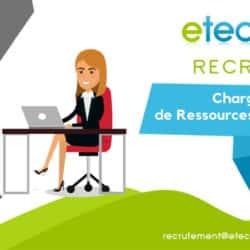 Chargé RH - eTech