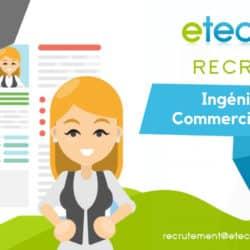 Ingénieur commercial - eTech