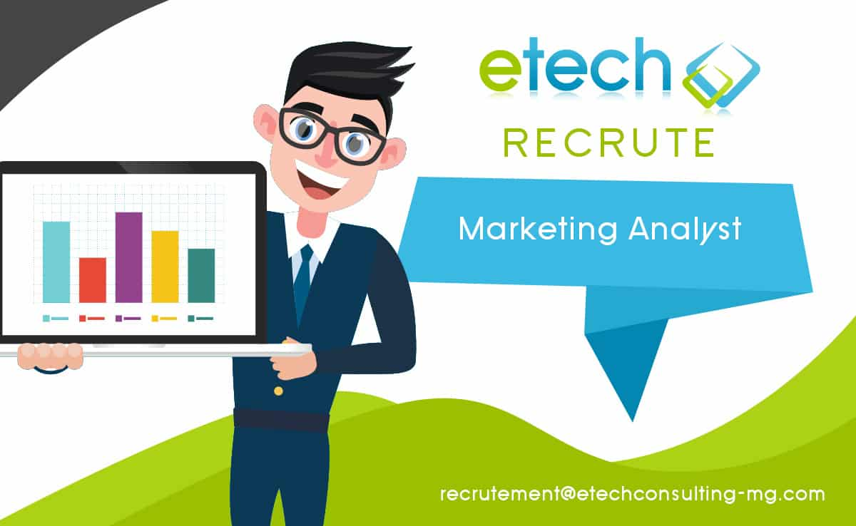 marketing analyst - eTech