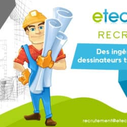 Ingénieurs dessinateurs topographes - eTech