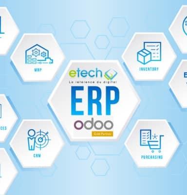 ERP Odoo - eTech