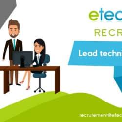 Lead technique BPO - eTech