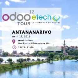 Odoo 12 Tour Antananarivo - eTech