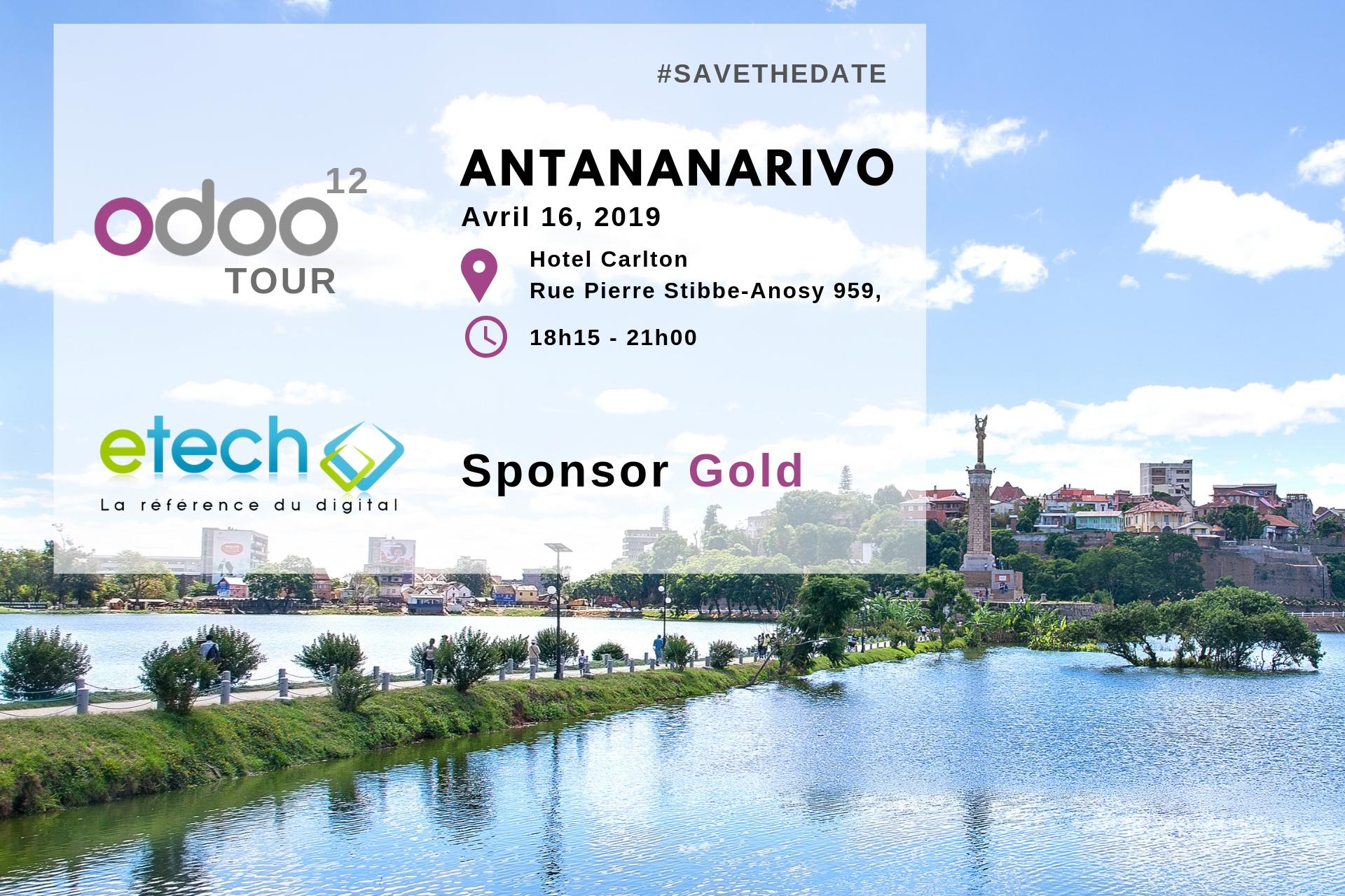 Odoo 12 Antananarivo - eTech