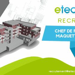 CP maquette BIM - eTech