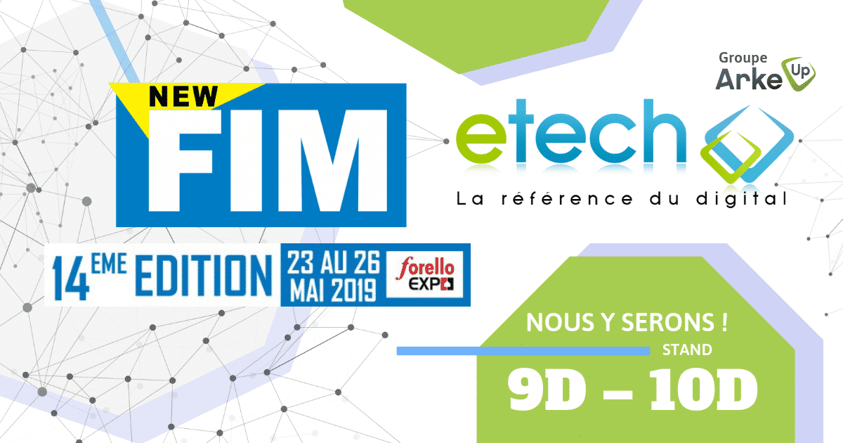 eTech au FIM 2019 - eTech