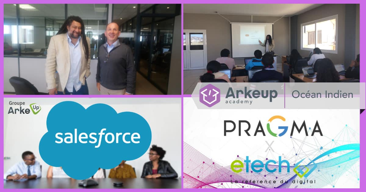 Formation Salesforce ArkeUp Academy - ArkeUp