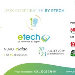 Partenaires Ndao eLalao - eTech