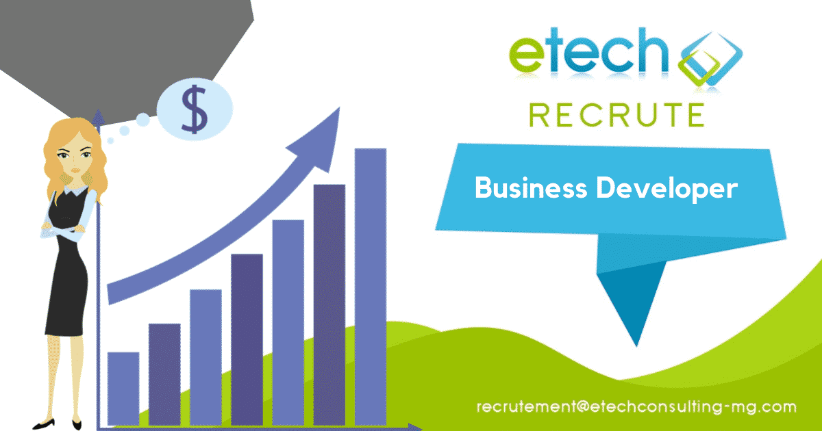 Recrutement Business Developper - eTech
